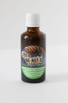 Кедрово масло 100% Натурално 50 мл